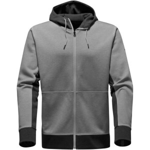 ノースフェイス メンズ パーカー&スウェット アウター The North Face Slacker Full-Zip Hoodie - Men's Tnf Light Grey Heather...
