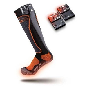 therm-ic パワーソックスセット Thermic powersock-ic1200 XL(26.5~27.0cm)