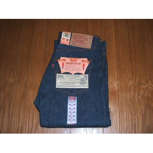 LEVIS(リーバイス) 501 1990年代 MADE IN USA(アメリカ製) 実物デッドストック W32×L38