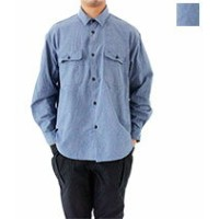 [Ordinary fits]オーディナリーフィッツ NEW WORKER'S SHIRT OM-S059