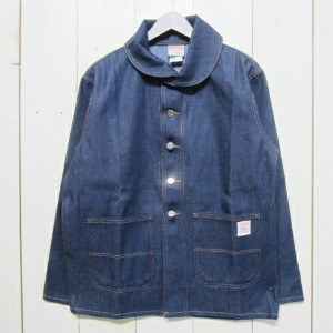 pointer ポインター [chore coat][shawl collar][denim]