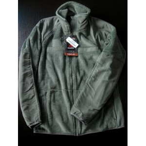 【PECKHAM, MADE IN USA】US.GEN3 ECWCSフリースジャケットFoliage Green