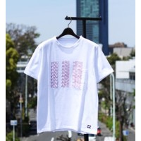 【Keiichi Tamura】YOU ARE HEREプリントTシャツ【マイセルフ アバハウス/MYSELF ABAHOUSE Tシャツ・カットソー】