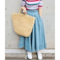 Sans Arcidet SUMMER TIME M BAG◆【イエナ/IENA トートバッグ】