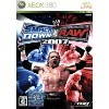 【中古】 WWE2007 SmackDown vs Raw /Xbox360 【中古】afb