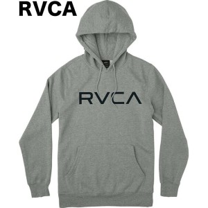 RVCA Big RVCA Pullover Hoodie Athletic S パーカー
