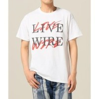 SNMC×TRISECT2 / S/S TEE LIVE WIRE【ジャーナルスタンダード/JOURNAL STANDARD Tシャツ・カットソー】