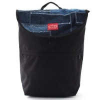 Patchwork Denim Jefferson Market Garden Backpack【マンハッタンポーテージ/Manhattan Portage リュック】