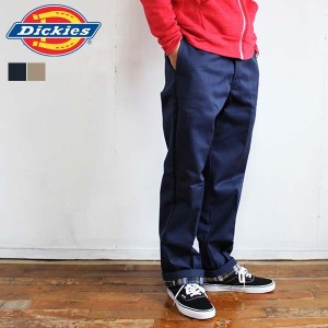 Dickies ディッキーズ 裏地 フランネル ワークパンツ 2カラー 2874 Relaxed Fit Flannel Lined Work Pants