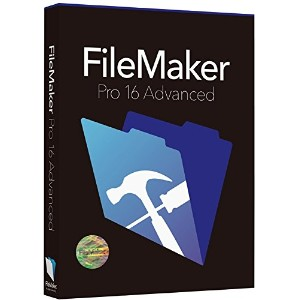 ファイルメーカー FileMaker Pro 16 Advanced HL2F2J/A