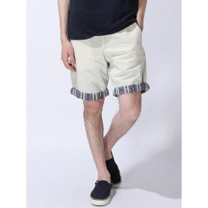【SALE/46%OFF】TOMMY HILFIGER (M)AJ DENTON REVERSIBLE INDIGO SHORT トミーヒルフィガー パンツ/ジーンズ【RBA_S】【RBA_E】...