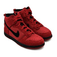 NIKE DUNK HIGH PS GYM RED/BLACK ナイキ ダンク ハイ PS