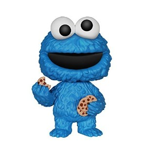 Funko POP TV: Sesame Street Cookie Monster Action Figure (2015-05-25)