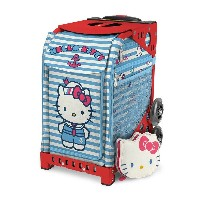 【SAC'S BAR】キャリーケース ZUCA SPORT ズーカ 142004 Hello Kitty Sail With Me Red メンズ