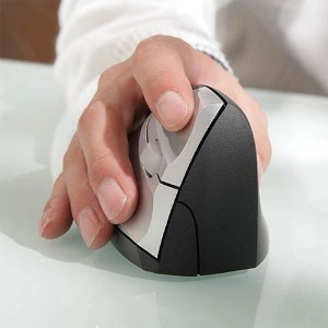 [アメリカ直送] [マウス] minicute Ezmouse2 Wireless Ergonomic Computer Mouse