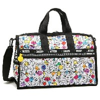 レスポートサック ボストン LESPORTSAC 7184 G262 MR. MEN AND LITTLE MISS