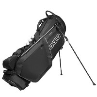 OGIO Grom Stand Bag, カーボン (海外取寄せ品)