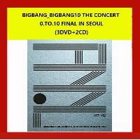 BIGBANG_BIGBANG10 THE CONCERT 0.TO.10 FINAL IN SEOUL (3DVD+2CD) BOX 字幕:英語、日本語、中国語、韓国語