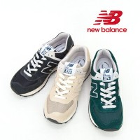 【BIG SALE 20%OFF】【2016SS】New Balance ニューバランス レディース RUNNING STYLE ML574 スニーカー[ML574FBF/FBG/FBY/VG/VN...