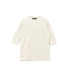 UR FREEMANS SPORTING CLUB JP SURPLUS HENLEY NECK【アーバンリサーチ/URBAN RESEARCH Tシャツ・カットソー】