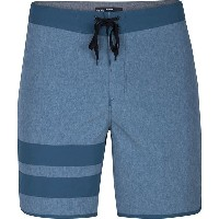 ハーレー メンズ 水着 水着 Hurley Phantom Block Party Heather 2.0 Board Short - Men's Legion Blue