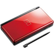 Nintendo DS Lite Crimson/Black (輸入版:北米)