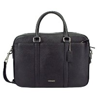 COACH OUTLET コーチ アウトレット バッグ メンズ F59057 BLK クロスグレイン レザー coo5
