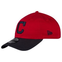 ニューエラ メンズ 帽子 キャップ【New Era MLB Diamond Era Adjustable Cap】Red/Navy