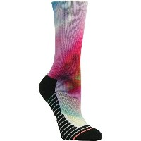 スタンス メンズ 靴下 アンダーウェア Stance Athletic Crew Running Sock - Women's Flortex - Neon