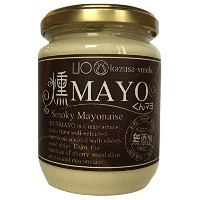 kazusa-smoke 燻MAYO 200g丸瓶 smoky mayonnaise
