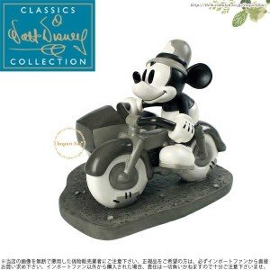 WDCC パトロールミッキー ミッキーの犬泥棒 Mickey Mouse On Patrol The Dog Napper □