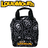 LOUDMOUTH GOLF CART POUCH LM-RP0002 015 SHIVER ME TIMBERS (ラウドマウスゴルフ カートポーチ / ラウンドポーチ)