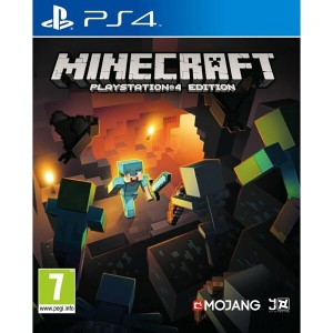 【中古】[PS4]Minecraft: PlayStation(R)4 Edition(海外版)(CUSA-00265)(20141003)【RCP】