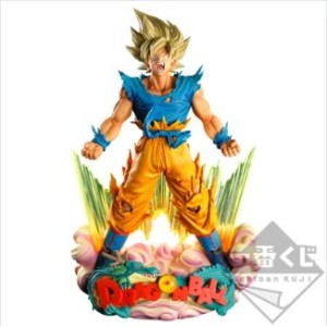 アミューズメント一番くじ DRAGONBALL Z SUPER MASTER STARS DIORAMA THE BRUSH II賞