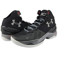 "Under Armour Curry 2 ""'THE PROFESSIONAL""メンズ Black/Graphite/Metallic Silver アンダーアーマー バッシュ ステフィンカリー"