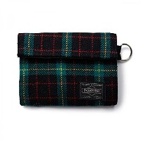 (ヘッド・ポーター) HEADPORTER LESSON WALLET (M) GREEN
