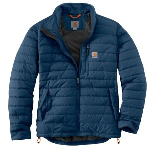 カーハート Carhartt メンズ アウター ジャケット【Gilliam Insulated Jackets】Dark Blue/Shadow Lining
