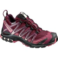 サロモン Salomon レディース ランニング シューズ・靴【XA Pro 3D CS WP Trail Running Shoe】Tibetan Red/Black/Mineral Red