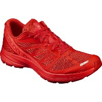 サロモン Salomon メンズ ランニング シューズ・靴【S - Lab Sonic 2 Trail Running Shoes】Racing Red/Molten Lava/White