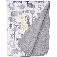 【Circo? Soft Valboa Baby Blanket - Zigs n Zags by Circo】 b00s9anudw