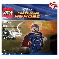 レゴ スーパーヒーローズ ジョー・エル│LEGO DC Comics Super Heroes Jor-El Poly Bag【5001623】
