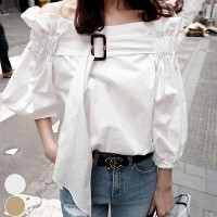 F117 ★ Korean Fashion ★ Best New Product / fast Shipping / Lace / Rouge Pit / Frill / Blouse