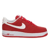 Nike Air Force 1 Low キッズ/レディース University Red/White ナイキ エアフォースワン