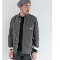 DOORS DOORS×Lee Exclusive WORK SHIRTS【アーバンリサーチ/URBAN RESEARCH シャツ・ブラウス】