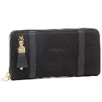 シーバイクロエ 財布 SEE BY CHLOE 9P7601 P220 563 HARRIET SMART ZIPPED WALLET 長財布 MIDNIGHT