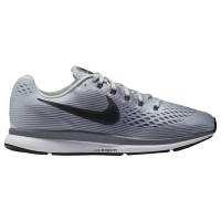 (取寄)ナイキ メンズ エア ズーム ペガサス 34 Nike Men's Air Zoom Pegasus 34 Pure Platinum Anthracite Cool Grey Black