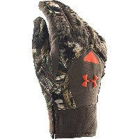 アンダーアーマー メンズ アクセサリー 手袋【Under Armour Coldgear Infrared Scent Control 2.0 Primer Glove】Realtree Max 5...