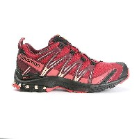 サロモン レディース ランニング シューズ・靴【Salomon XA Pro 3D CS WP Shoe】Tibetan Red / Black / Mineral Red