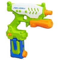 【Nerf Super Soaker Shotwave Blaster by Nerf [並行輸入品]】 b00haxum6w