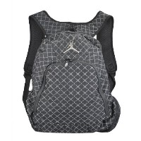 Nike Jordan Jumpman 23 Backpack Black [並行輸入品]